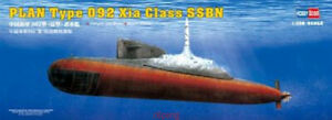 Hobbyboss-1-350-Scale-83511-PLAN-Type-092-Xia-Class-SSN-Model-Kit-Hot