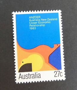 Australia 1983 Closer Economic relations New Zealand sg881 per MNH unmounted MINT