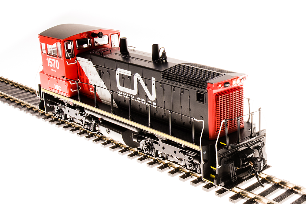 Broadway Limited 5448 EMD SW1500 with Sound & DCC - Paragon3 TM  CN  1564