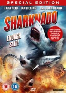 Ian-Ziering-Tara-Reid-Sharknado-UK-IMPORT-DVD-NEW