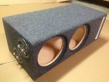 "Skar Audio Dual MA-8 IX-8 VD-8 Premium Custom Ported Sub Box 8"" Subwoofer 1 ft^3"