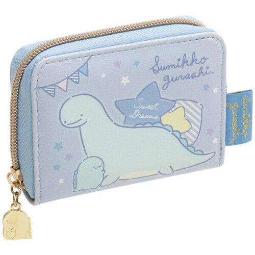 Sumikko Gurashi Card Case Tokage Lizard/'s Dream San-X Japan
