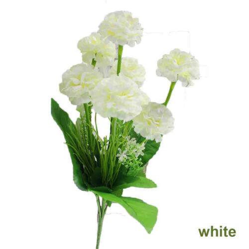 Garten Outdoor Fake Blume Falsche Pflanzen Silk Bouquet Künstliche Hydrangea