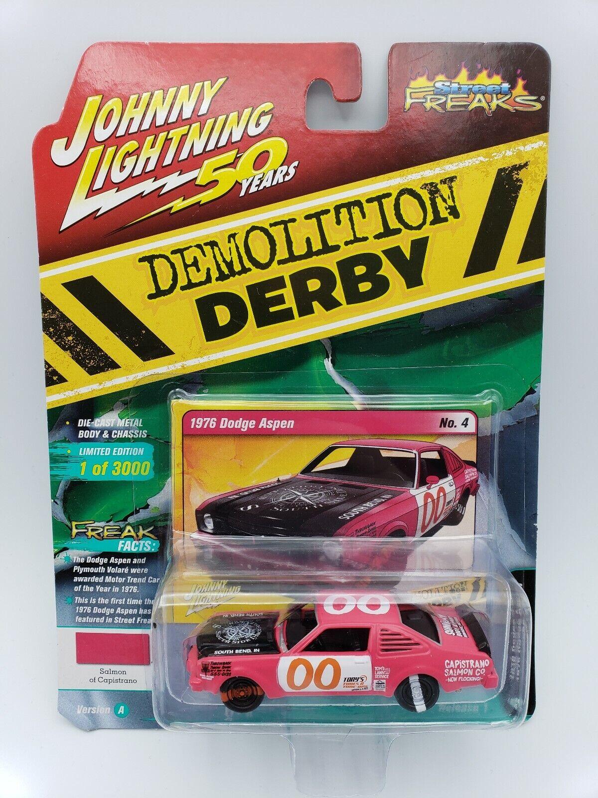 Johnny Lightning 50 Years 1999 Nissan Skyline GT-R Limited Edition N°3 N39
