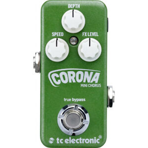 TC-Electronic-Corona-Mini-Chorus-Guitar-Effects-Pedal-TonePrint-True-Bypass
