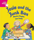 Rigby Star Guided Reception: Pink Level: Josie and the Junk Box Pupil Book (Single) by Pearson Education Limited (Paperback, 2000)