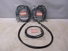 3 High Bar Cable Kits for Honda CB400T