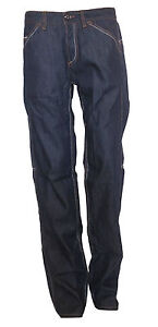 Love-Moschino-Men-039-s-Jeans-Trousers-M-5-Bag-Alla-Francese-Denim-Size-31