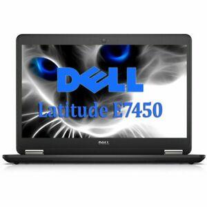 Dell-Latitude-E7450-Core-i7-5600u-2-60Ghz-8GB-256GB-SSD-14-034-1920X1080-IPS