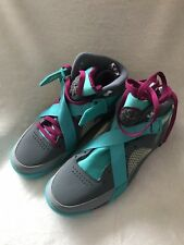 size 40 c2545 2aaf1 item 3 NEW Nike Lunar Raid Basketball 654480 001 Grey Jade Magenta MEN S  size 9.5 ANB -NEW Nike Lunar Raid Basketball 654480 001 Grey Jade Magenta  MEN S ...