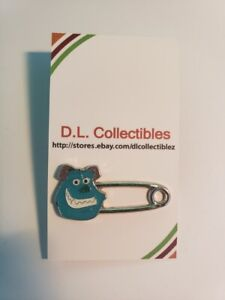 Disney-Monsters-Inc-Safety-Pin-Shaped-Sully-Pin
