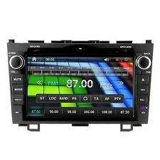 """8"""" 2Din Car DVD GPS Navigation Radio Stereo BT RDS Touch Screen For Honda"""