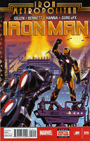 IRON MAN #19 (2012) - Marvel Now! - New Bagged