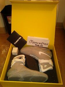 LIMITED-EDITION-2011-NIKE-MAG-SIZE-13-BACK-TO-THE-FUTURE-MCFLY-AIR-SHOES-BOOTS