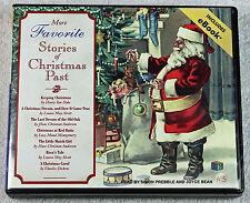 Favorite Stories of Christmas Past Audio eBook 4-CD set   ou450