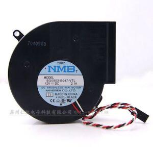 for-NMB-BG0903-B047-VTL-Server-cooling-fan-Turbo-blower-DC12V-97x97x33mm-3pin