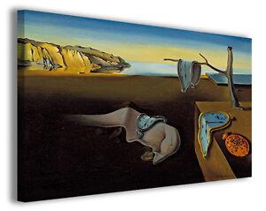 Quadri famosi Salvador Dali\' vol IV Stampa su tela arredo moderno ...