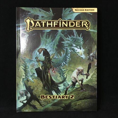 paizo PATHFINDER RPG 2nd Edition Bestiary 2