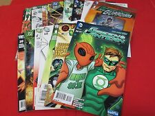 BACKSTOCK BLOWOUT - GREEN LANTERN LOT OF 25 COMICS NO REPEATS HUGE DISCOUNT