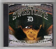 (GZ842) Sweet Life, The Designated Spitta - CD