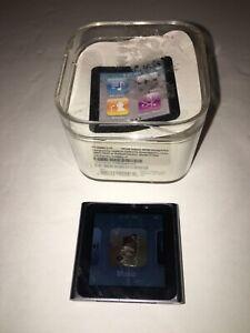 Apple Ipod Nano 6th Generation Graphite 8gb A1366 Ebay