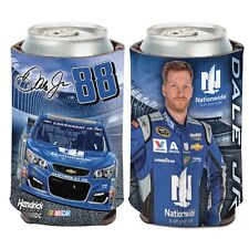 Dale Earnhardt Jr 2016 Wincraft #88 Nationwide Insurance 12oz Can Coolie Free
