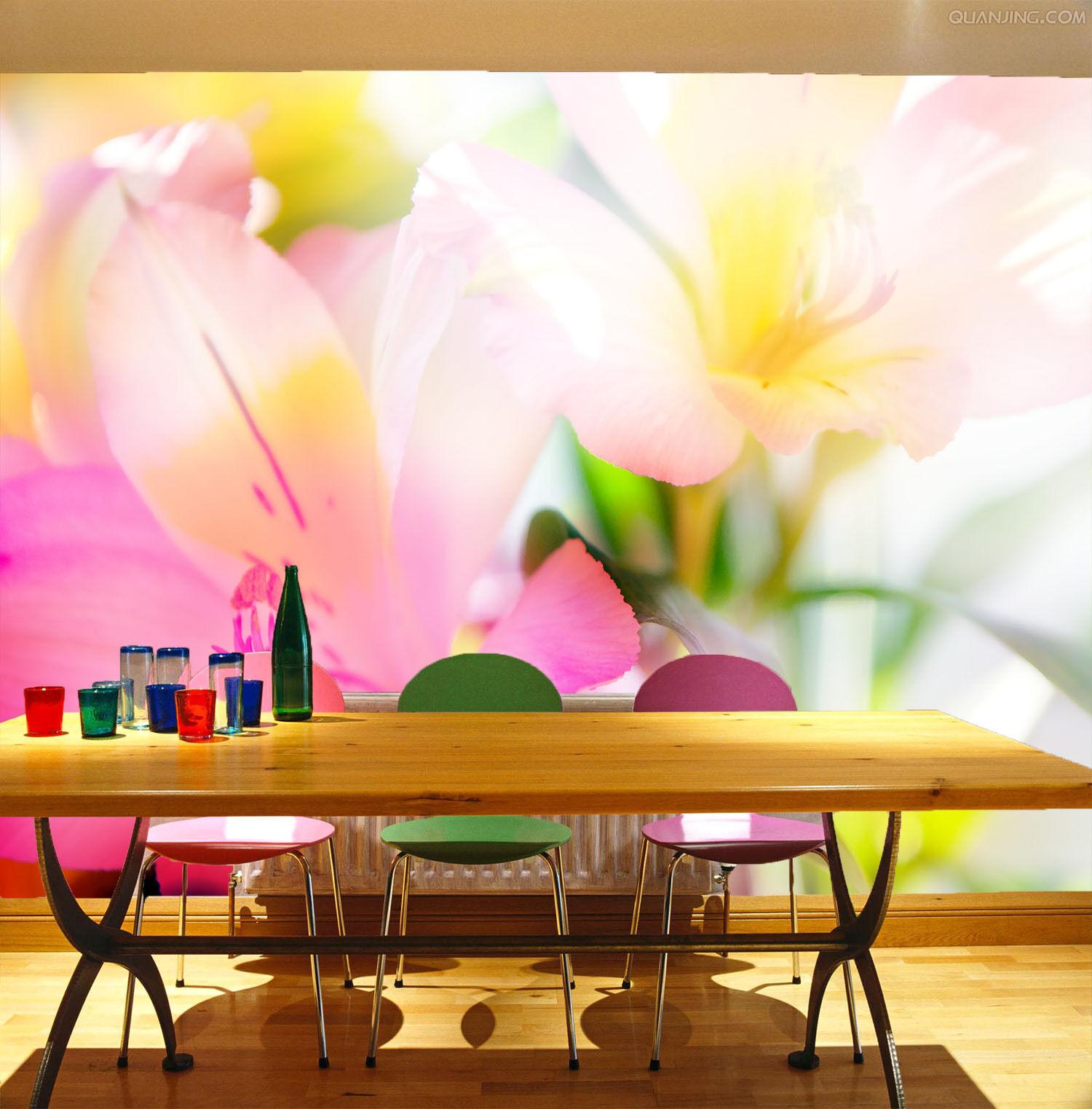 3D Beautiful Bright Flowers 189 Wall Paper Wall Print Decal Wall AJ Wall Paper
