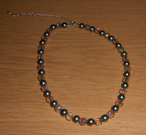 Pretty Multi Coloured Bead Necklace  16034 plus  n124ampn125 - Crawley, West Sussex, United Kingdom - Pretty Multi Coloured Bead Necklace  16034 plus  n124ampn125 - Crawley, West Sussex, United Kingdom