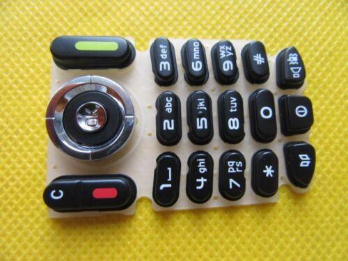 ID-400 Tastaturmatte Keypad Alcatel Mobile 400 Tastatur