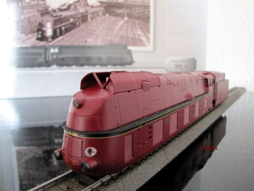 37052 Bellingrodt linee di di di corrente-Locomotiva br05, nuovo, confezione originale leggermente danneggiato 10ef4a