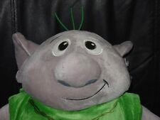 "Frozen Troll Disney Store Original Reversible Rock 10.5"" Plush Soft Toy New"
