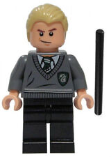 NEW LEGO DRACO MALFOY MINIFIG harry potter figure minifigure 4841 slytherin body