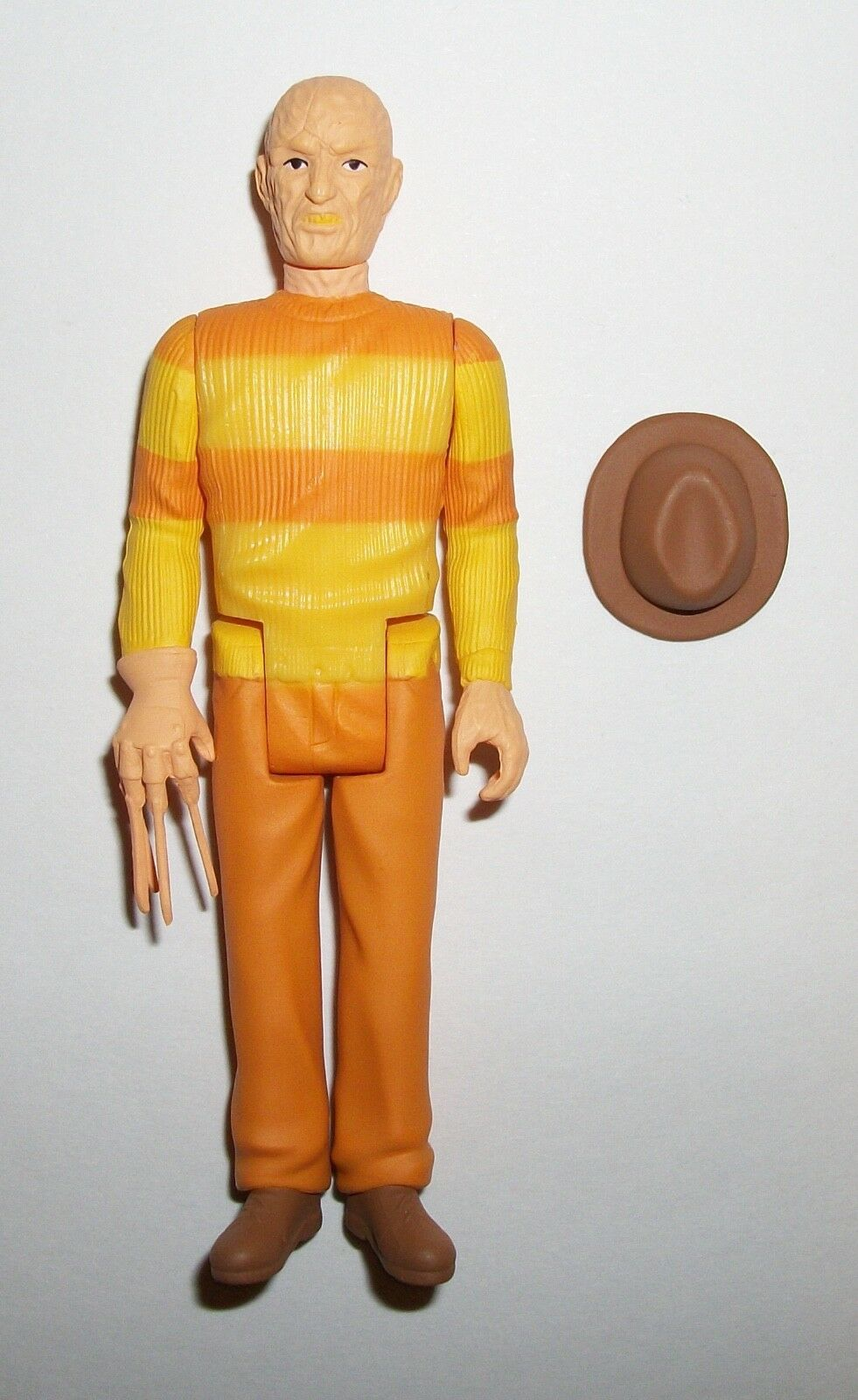 Funko reaktion 8 - bit - nes frotdy krueger 3 3   4 - action - figur nycc exklusiv