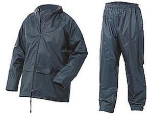 pantaloni completo antipioggia da e a impermeabile Set maniche donna uomo Giacca lunghe 1tqg8nR8W