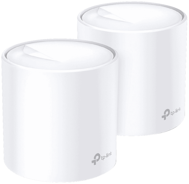 NEW TP-LINK DECO X20(2-PACK) AX1800 Whole Home Mesh Wi-Fi System