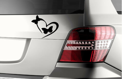 BUTTERFLY STICKER Car Bumper Van Window Wall Laptop JDM VINYL DECALS HQ VINYL