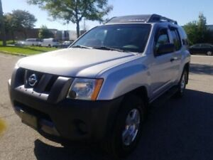 2008 Nissan Xterra Off-Road, Accident Free