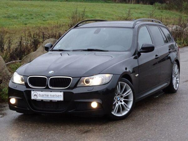 BMW 320d 2,0 Touring Steptr. billede 0