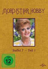 MORD IST IHR HOBBY S 7.1 3 DVD NEU