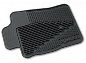 Ford Ranger Floor Mats All Weather Thermoplastic Rubber 4