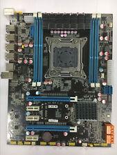 New Intel X79 LGA 2011 Motherboard ATX DDR3 or ECC (Server) USB 3.0 WiFi SLI OC