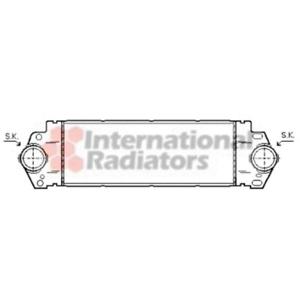 LADELUFT Refroidisseur-VAN WEZEL 58004233