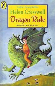 Dragon-Ride-Colour-Young-Puffin-Cresswell-Helen-Very-Good-Book