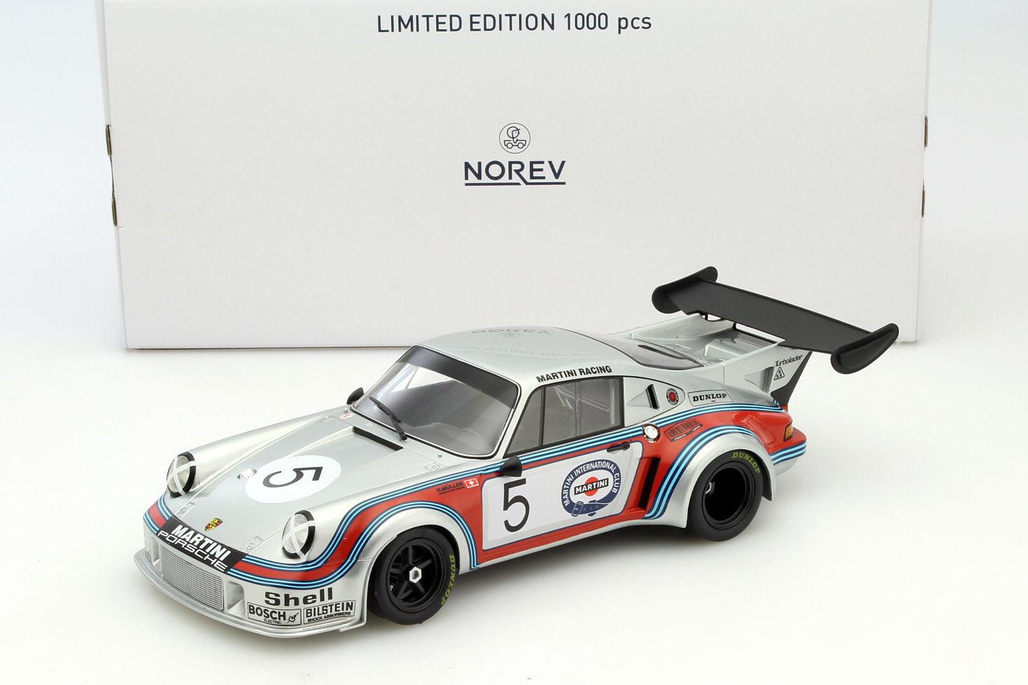 Porsche 911 carrera rsr turbo 2.1  5 1000km Brands Hatch 1974 Müller, van Lenne