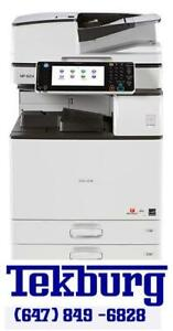 Ricoh Aficio MP 4054 40ppm Floor Stand 11X17 Black and White Laser Multifunction Photocopier Copier Printer !! Canada Preview