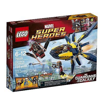 76019 STARBLASTER SHOWDOWN lego NEW legos set guardians galaxy Sakaaran starlord