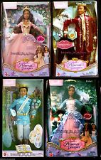 Anneliese Erika Barbie Doll Dominick Wedding Fashion Princess and Pauper DB3 AA