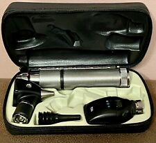 Welch Allyn 35v Opthalmoscope 11720 Otoscope Set With 2 Heads 71050 C Handle