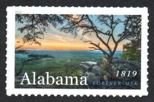 Estados unidos 2019-Alabama statehood-s/a-MINR. 5576; Scott # 5360