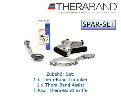 1 x Assist NEU+OVP Thera-Band Zubehör-Set Inhalt: 1 x Türanker 1 Paar Griffe